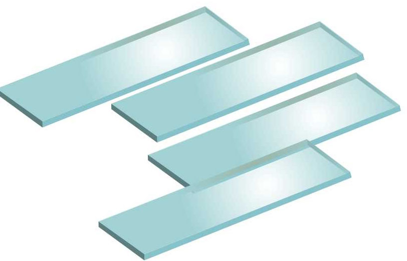 Glass Slides Manufacturers Suppliers Exporters